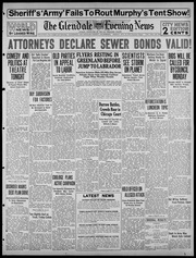 The Glendale Evening News 1924-08-22