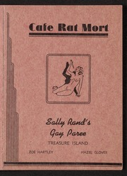 Cafe Rat Mort: Sally Rand's Gay Paree, Treasure Island
