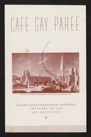 Cafe Gay Paree