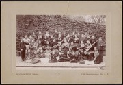 Young Musicians, Presentation Convent, Powell Street, 1899