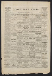 Daily Free Press 1879-09-13