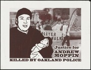 Justice for Andrew Moppin