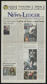 West Sacramento News-Ledger 2008-01-30