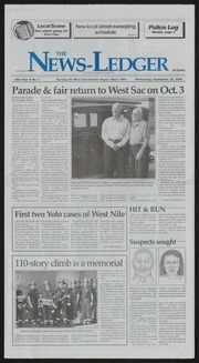 West Sacramento News-Ledger 2009-09-23