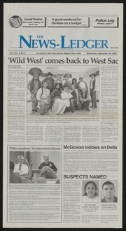 West Sacramento News-Ledger 2009-09-30