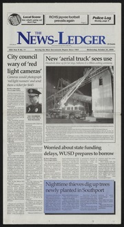 West Sacramento News-Ledger 2009-10-21