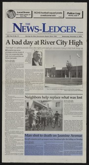 West Sacramento News-Ledger 2009-11-04