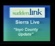 Inyo County Update: 2007-04-03