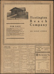Hungton Beach News Newspaper Collection