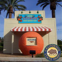 Relevancy and History Project, California Citrus State Historic Park with University of California, Riverside