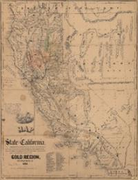 Prospecting--California--Maps