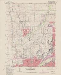 Sacramento County (Calif.)--Maps--20th Century
